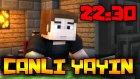 Minecraft GECE CANLI YAYINI!