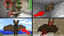 Minecraft: Yarasalar Hakkında Bilmediğiniz 10 Şey - Bthnclks
