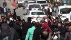 Şanlıurfa'da Hastaneyi Savaş Alanına Çevirdiler