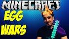 Yeni Harita | Minecraft Türkçe Egg Wars | Bölüm 22 - Oyun Portal