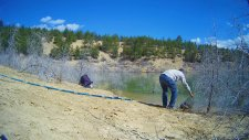 Olta ile Büyük Balık Avı 2 - Ermenek Barajı | HD