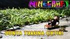 Dünya Turuna Çıktık! (Korkunç Tur) - Minecraft Sky Megalith! | Final! - Ahmetaga