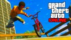 Gta 5 Bmx Freestyle Stunts Compılatıon (Gta V Stunts) -Gta