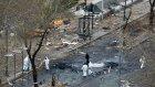 Kızılay'da Bombalı Araçlı Saldırının Yapıldığı Yerin Güdüz Görüntüleri