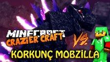 Craziest Craft   Türkçe Minecraft    Korkunç Mobzilla İle Savaş! (Tto Vs Mobzilla) - Bölüm 17