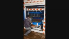 Kilit Taşı Ve Bims,briket Makinalarında Idomac-Banamac Makina Diyoruzz..
