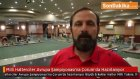 Milli Halterciler Avrupa Şampiyonası'na Çorum'da Hazırlanıyor