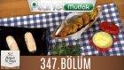 Mutfakta Tek Başına (Yağız İzgül) 347.bölüm Ispanaklı Poşe Tavuk - Peynir Soslu Mısır Köftesi