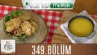Mutfakta Tek Başına (Yağız İzgül) 349.bölüm Tavuklu Ve Mısırlı Kinoa Salatası - Mısır Çorbası