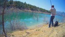 Olta İle Büyük Balık Avı 4  - Ermenek Barajı | HD