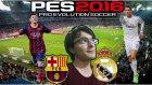 Real Madrid Vs Barcelona | Pes 2016 | Çok Zor Çok - Okanirtis