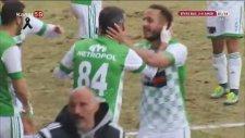 Adem Gökçe'den Amedspor'a Jeneriklik Gol (Sivas Belediyespor 2-0 Amed Sportif)