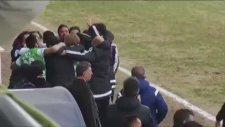 Adem Gökçe'nin Amedspor'a orta sahadan attığı enfes gol