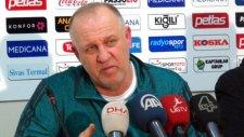 Bakkal: 'Bugün Futbol Konuşacak Bir Durum Yok'