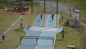 Brezilyalı Askerlerin İnanılmaz Parkur Performansları