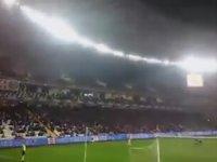 Bursaspor - Antalyaspor Maçı Birlikte Tezahürat