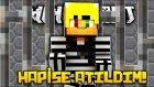 Hapishaneye Atıldım! - Legends İn Minecraft | Bölüm 10 - Tto