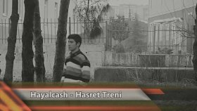Hayalcash - Hasret Treni Official Video Klip 2016   Sözleri