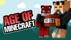Ruhları Bile Duymayacak ! - Age Of Minecraft #5 W/facecam