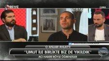 Sneijder: Umut Bulut ile Birlikte Biz de Yıkıldık (Derin Futbol 14 Mart Pazartesi)