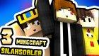 YENİ SERİ VE HAKANIN GERÇEKLERİ - Minecraft 3 Silahşörler - Gereksiz Oda #1