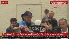 Beşiktaşlı Denis Boyko,, Eşini Kırmadı! Aylığı 5 Bin Dolara Daire Kiraladı
