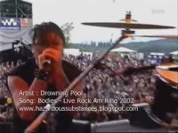 Drowning Pool - Bodies - Live (2002)