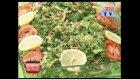 Ispanaklı Dereotlu Turplu Yeşil Salata - Gurme