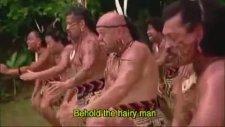 Orijinal Maori Haka Dansı