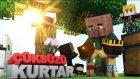Çüksüzü Kurtar - Minecraft Evi