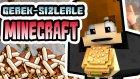 İzleyiciler Eşşek Şakasında Sıçradı ! / Gerek - Sizlerle Minecraft - #4