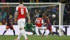 Mohamed Elneny'in Barcelona'ya attığı enfes gol - İzle (16 Mart Çarşamba 2016)