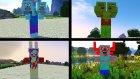 Yeni Zombiler Modu - Kız Zombi , Yaşlı Zombi Ve Çift Başlı Zombi! -  Minecraft Mod Tanıtımı Türkçe
