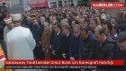 Galatasaray Taraftarından Umut Bulut için Koreografi Hazırlığı
