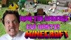 İSMETİN BABASI EVİ BASTI! - Minecraft ÖLÜMSÜZ DÜNYA SAVAŞLARI!