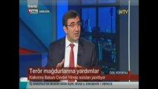 Kalkınma Bakanı Cevdet Yılmaz - Ntv'de Canlı Olarak Yayınlanan Ahmet Ergen'in Sunduğu Özel Röportaj