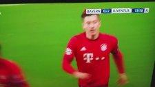 Lewandowski'nin Juventus'a Attığı Kafa Golü