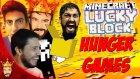 Sarp'ın İntikamı | Minecraft Türkçe Şans Blokları Hunger Games | Bölüm 2 | Oyun Portal