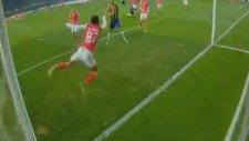 Alper Potuk'un Braga'ya attığı gol
