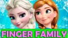 Frozen New Finger Famıly Songs Nursery Rhymes Kids Song -Fingerfamily
