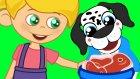 Köpeğim Hav Hav Hav | Çizgi Film | Bebek Şarkıları | Adisebaba Tv Çocuk Şarkıları 2016