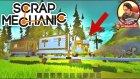 Metro Yaptık | Scrap Mechanic Türkçe Multiplayer | Bölüm 11