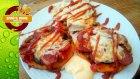 Mini Pizza Tarifi  - Yemek Tarifleri