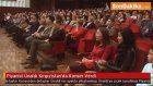 Piyanist Ünaldı Kırgızistan'da Konser Verdi