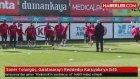 PTT 1. Lig - Soner Tolungüç, Galatasaray'ı Reddedip Karşıyaka'ya Gitti