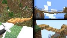 Otomatik Köprü Yapma Modu - Tek Tıkla Otomatik Köprü Yapıyoruz! -  Minecraft Mod Tanıtımı Türkçe