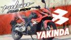 Bajaj Pulsar RS 200 tanıtım teaser - YAKINDA