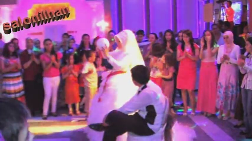 Testi Kırma Oyunuilhan Düğün Sarayı24 06 2012 Pazar Akşam Düğünü