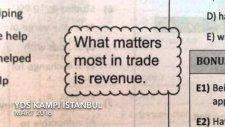 What Matters, Ahmet Akın - İngilizce Ögreniyorum