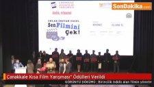 Zeytinburnu Belediyesi'nce Düzenlenen Çanakkale Kısa Film Yarışması
